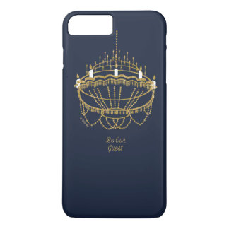 Beauty and the Beast | Chandelier - Be Our Guest iPhone 7 Plus Case