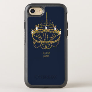 Beauty and the Beast | Chandelier - Be Our Guest OtterBox Symmetry iPhone 7 Case