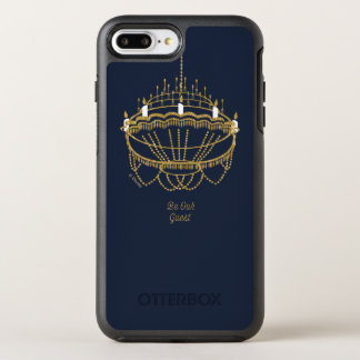Beauty and the Beast | Chandelier - Be Our Guest OtterBox Symmetry iPhone 7 Plus Case