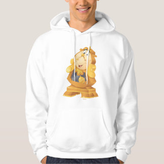 Beauty And The Beast   Cogsworth Hoodie