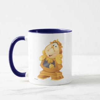 Beauty And The Beast | Cogsworth Mug