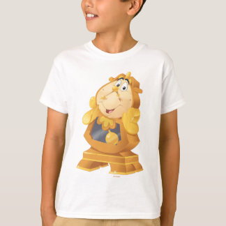 Beauty And The Beast   Cogsworth T-Shirt