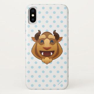 Beauty and the Beast Emoji | Beast iPhone X Case