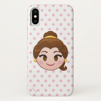 Beauty and the Beast Emoji | Belle iPhone X Case