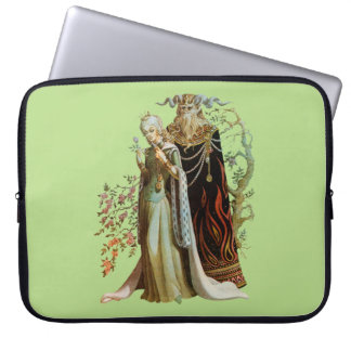 Beauty and the Beast Laptop Computer Sleeve