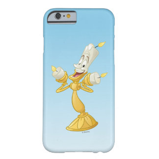 Beauty And The Beast | Lumière Barely There iPhone 6 Case
