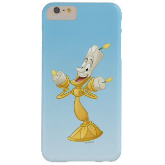 Beauty And The Beast | Lumière Barely There iPhone 6 Plus Case