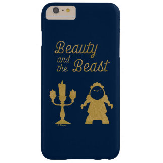 Beauty And The Beast | Lumiere & Cogsworth Barely There iPhone 6 Plus Case