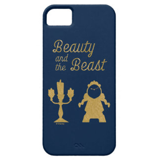Beauty And The Beast | Lumiere & Cogsworth iPhone 5 Cases