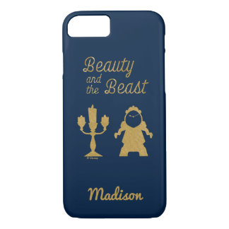 Beauty And The Beast | Lumiere & Cogsworth iPhone 8/7 Case