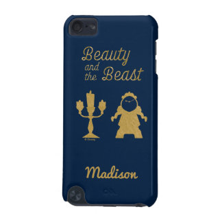 Beauty And The Beast | Lumiere & Cogsworth iPod Touch 5G Case
