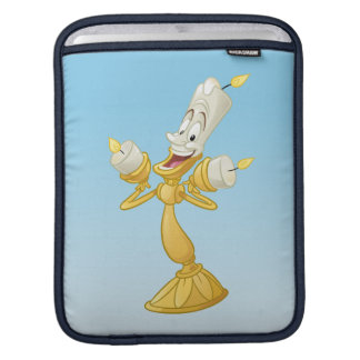 Beauty And The Beast | Lumière iPad Sleeve
