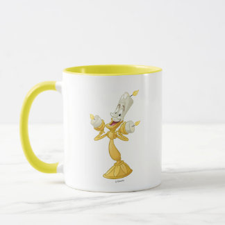 Beauty And The Beast | Lumière Mug