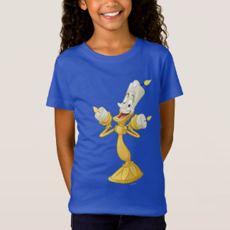 Beauty And The Beast   Lumière T-Shirt