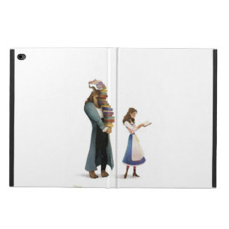 Beauty and the beast powis iPad air 2 case