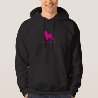 Beauty & Brains Hooded Sweatshirts