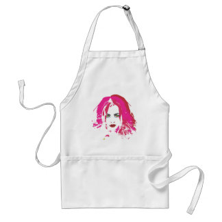 Beauty by punkychicken standard apron