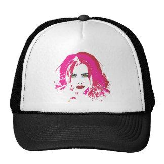 Beauty by punkychicken trucker hat