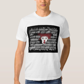 Beauty Hiding Behind the Wall T Shirts