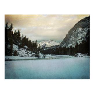 Beauty in Banff Postcard