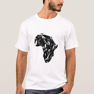 Beauty in Darkness (Africa) T-Shirt