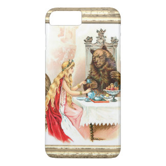 Beauty In Pink And The Beast Case-Mate iPhone Case