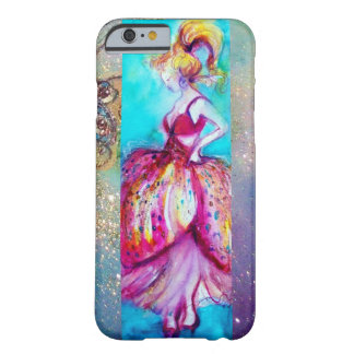 BEAUTY IN PINK DRESS / Magic Butterfly Plant Barely There iPhone 6 Case