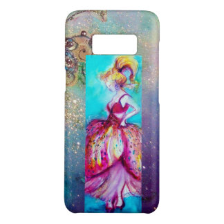 BEAUTY IN PINK DRESS / Magic Butterfly Plant Case-Mate Samsung Galaxy S8 Case