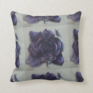 beauty In The Eye Of The Beholder. Throw Pillow