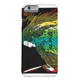 Beauty in the looking glass barely there iPhone 6 case