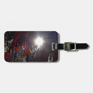 Beauty in the Sumac Luggage Tag