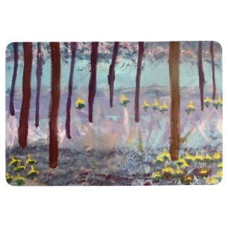 Beauty in the Woods - Floor Mat