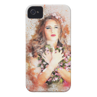 Beauty iPhone 4 Cover