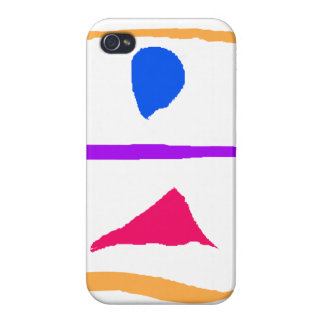 Beauty Is an Illusion Cases For iPhone 4