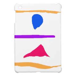 Beauty Is an Illusion iPad Mini Cover