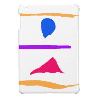 Beauty Is an Illusion iPad Mini Cover