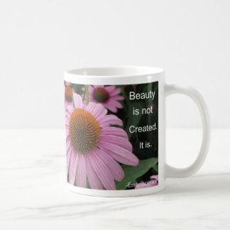 Beauty Is Coffee Mug