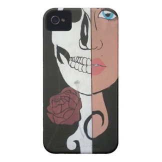 Beauty is Deadly Case-Mate iPhone 4 Case