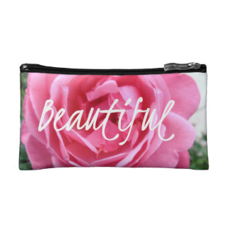 Beauty is in the Eye of the Beholder Cosmetic Bag