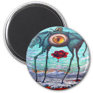 Beauty is in the eye of the Beholder Magnet