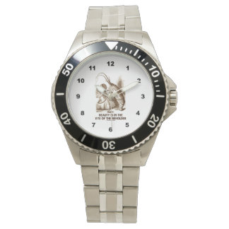 Beauty Is In The Eye Of The Beholder Wonderland Watches