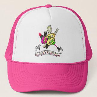 Beauty is Pain truckers hat