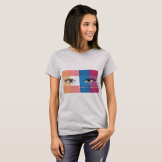 beauty is subjective T-Shirt