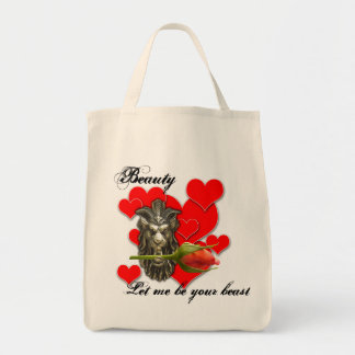 Beauty, Let me be your beast bag