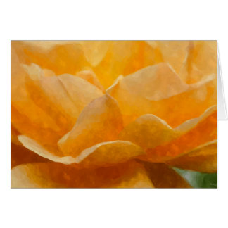 Beauty Of A Rose Painterly Card