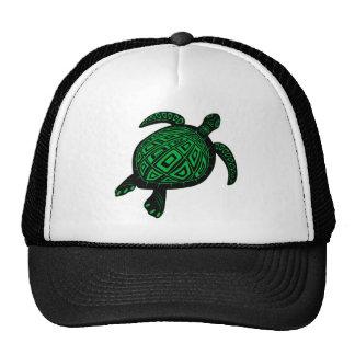 BEAUTY OF GREEN HAT
