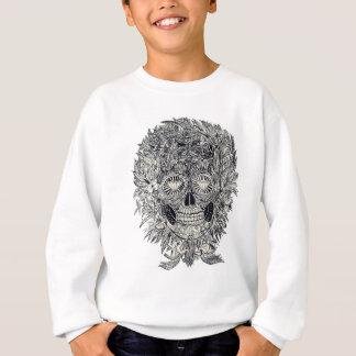 Beauty of Skull Sweatshirt