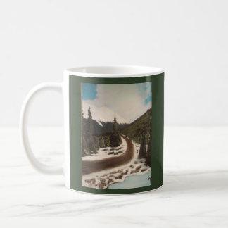 Beauty of the Mountains mug
