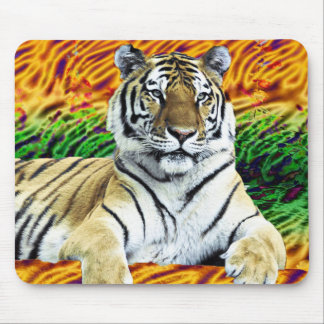 Beauty of Tigers Mouse Pad