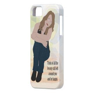 Beauty phone case